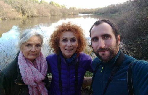 Birdwatching in Doñana National Park